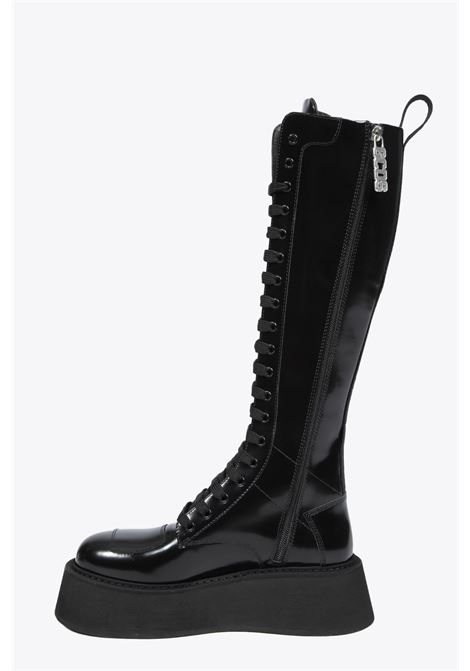 GILDA HIGH BOOT GCDS | 76 | FW21W010386 GILDA HIGH BOOTS02