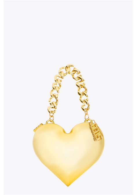 heart gold bag GCDS | 31 | FW21W010509 HEART GOLD BAG16