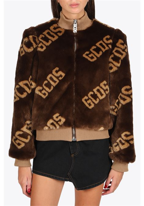 fur mini hacket GCDS | 3 | FW21W040054 FUR MINI JACKET14