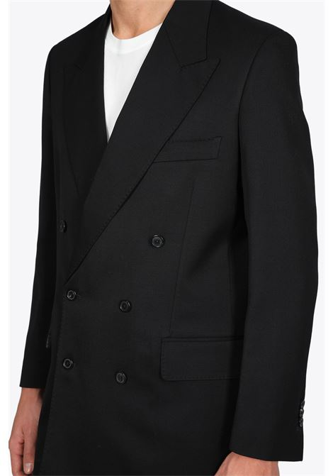 DOUBLE-BREASTED BLAZER GRIFONI | 3 | 134001003