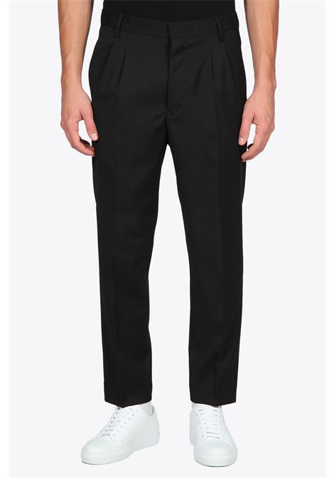 TAILORING PANT WITH PLEATS GRIFONI | 9 | 140002003