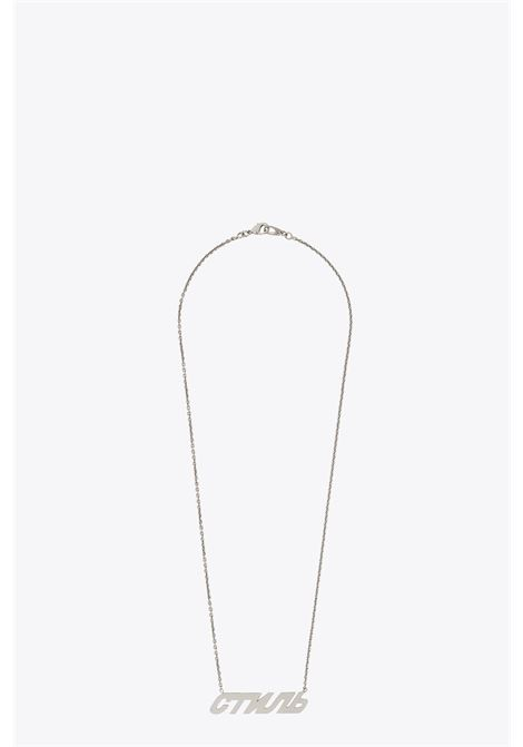 necklace CTNMB HERON PRESTON | 35 | HMOB002F20MET0017272 NECKLACESILVER