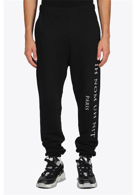 sweatpants + logo left leg IH NOM UH NIT | 9 | NUW20381 LOGO LEFT LEG009
