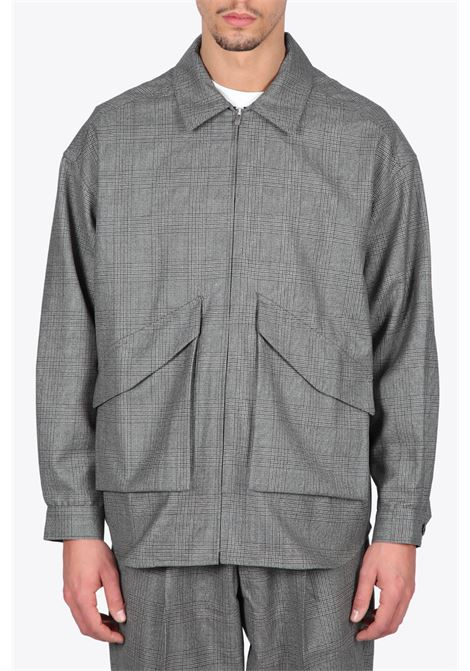 ZIP SHIRT LOWNN | 6 | ZIP SHIRTLIGHT GREY