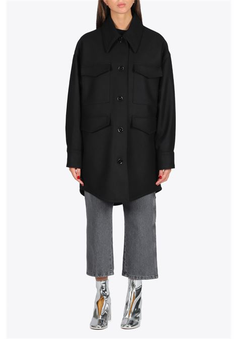 MULTIPOCKETS OVERSHIRT MM6 MAISON MARGIELA | 3 | S32AM0339 S52207900