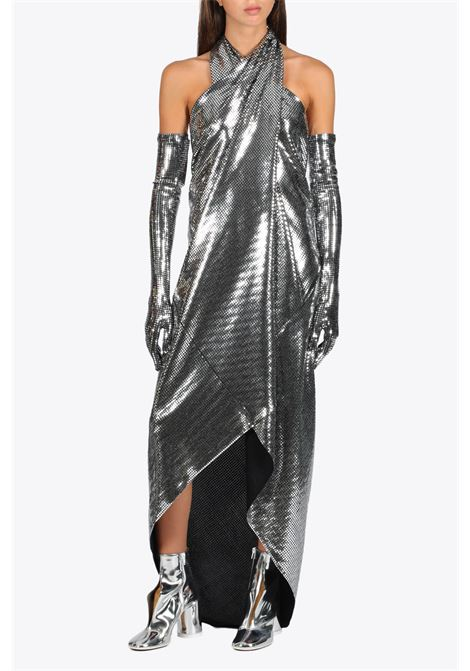 DRAP AROUND LONG DRESS MM6 MAISON MARGIELA | 11 | S32CU0169 S23734905
