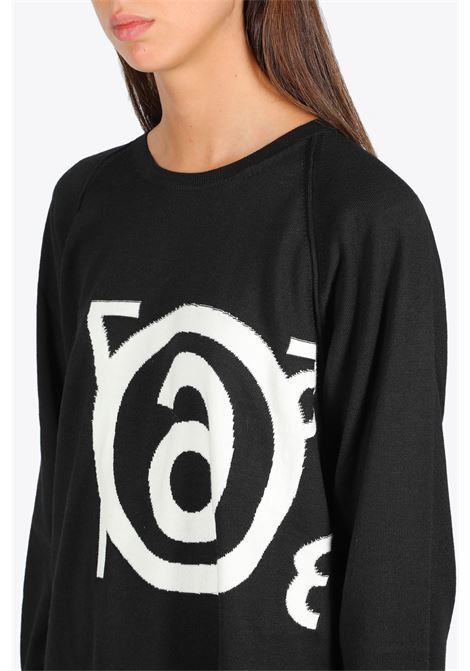 PULLOVER OVERSIZED MM6 MAISON MARGIELA | -1384759495 | S32HA0575 S17456900F