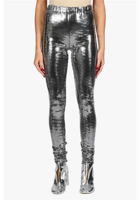 METALLIC LEGGINGS MM6 MAISON MARGIELA | 9 | S32KA0627 S23734905