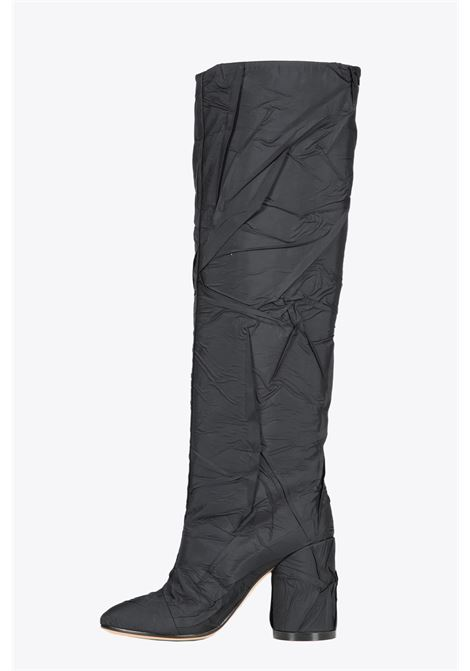 WRINKLED NYLON BOOT MM6 MAISON MARGIELA | 76 | S40WW0121 P3661T8013