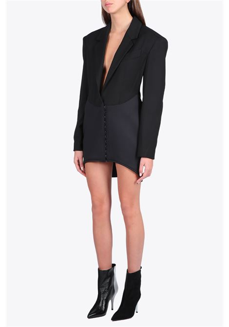 BLAZER/DRESS WITH SHOULDER PADS MUGLER | 11 | RO12781999