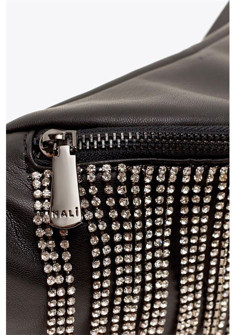 WAISTBAG WITH STRASS NALI | 5032240 | CFBS0037BLACK