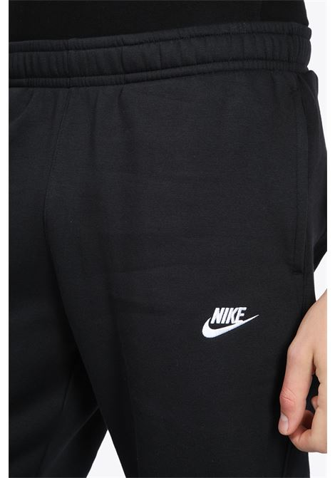 LOGO SWEATPANTS NIKE | 9 | BV2737-010BLACK/WHITE