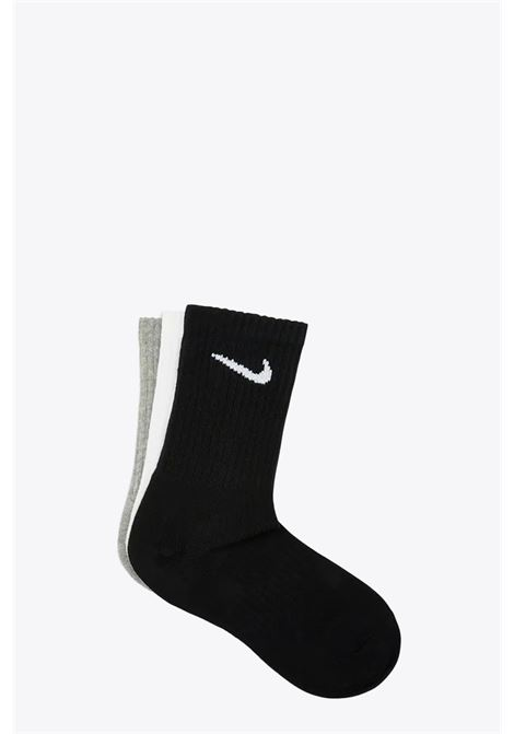 MULTIPACK LOGO SOCKS NIKE | 33 | SX7676-901MULTICOLOR
