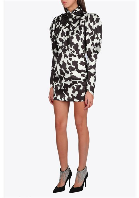 COW PRINTED DRESS NINEMINUTES | 11 | THE LADY JANEDEMON