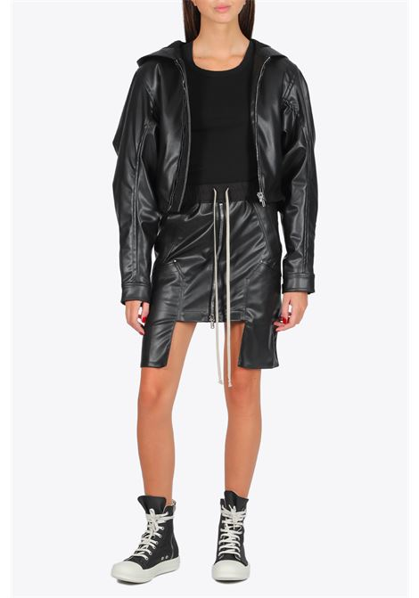 MINI SKIRT RICK OWENS-DRKSHDW | 15 | DS20F1344 VL MINI SKIRT09