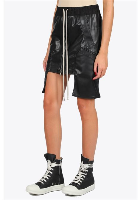 RICK OWENS-DRKSHDW | 15 | DS20F1344 VL MINI SKIRT09