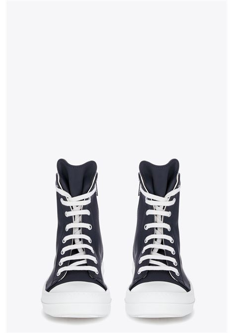 LACE-UP SNEAKERS RICK OWENS-DRKSHDW | 10000039 | DS20F1800 RUHP SNEAKERS91