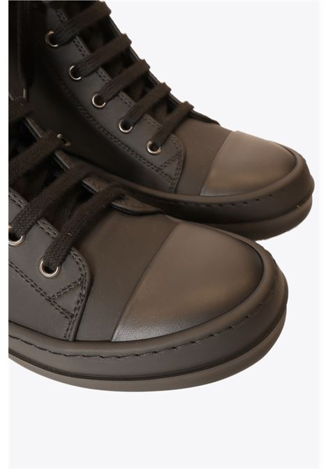 LACE-UP SNEAKERS RICK OWENS-DRKSHDW | 10000039 | DU20F1800 RUHP SNEAKERS99