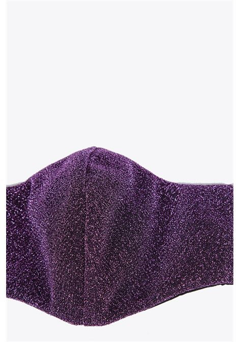 GLITTER FACE MASK SCOOP | 30000042 | MASKPURPLE
