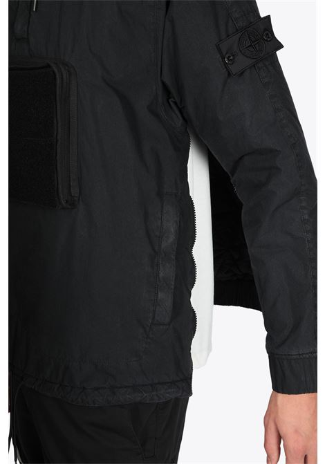 INSULATED TACTICAL ANORAK STONE ISLAND SHADOW PROJECT | -276790253 | 7319408B1 V0029BLACK