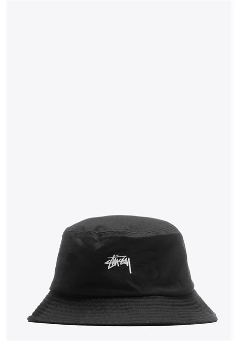 STOCK BUCKET HAT STUSSY | 26 | 132996 STOCK BUCKET HATBLACK