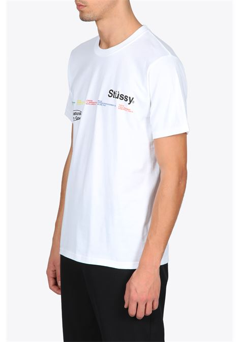 CITY BANNERS TEE STUSSY | 8 | 1904568 CITY BANNERS TEEWHITE