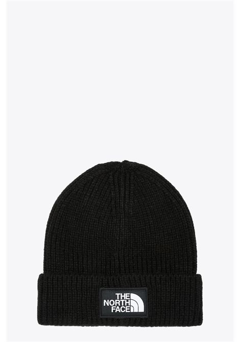 logo box cuffed beanie THE NORTH FACE | 26 | NF0A3FJXJK31BLACK