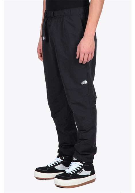 WOVEN PULL ON PANT THE NORTH FACE | 9 | NF0A4QPHJK31BLACK