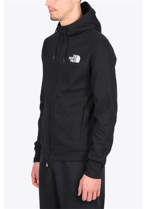 hmlyn full zip hoodie THE NORTH FACE | -108764232 | NF0A4SWMJK31BLACK