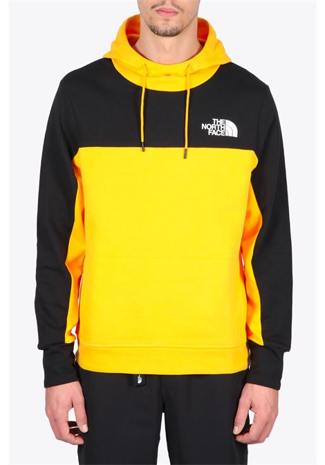 hmlyn hoodie THE NORTH FACE | -108764232 | NF0A4SWNZU31GOLD/BLACK