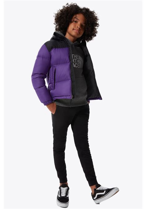 y 96 retro nuptse jkt THE NORTH FACE | -276790253 | NF0A4TIMNL4PURPLE