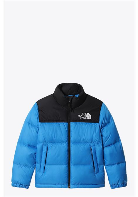 y 96 retro nuptse jkt THE NORTH FACE | -276790253 | NF0A4TIMW8GLIGHT BLUE