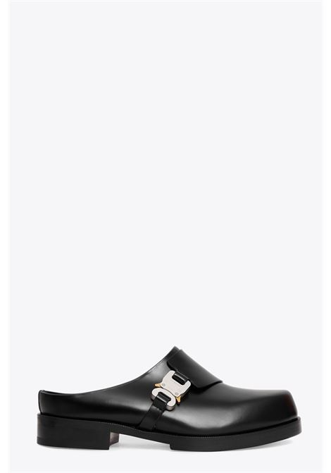 FORMAL CLOG W BUCKLE 1017 ALYX 9SM | 921336138 | AAUMU0003LE01 FORMAL CLOG W BUCKLEBLACK