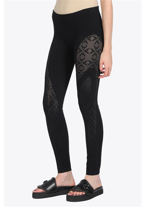A KNIT LEGGINGS 1017 ALYX 9SM | 5032243 | AAWKN0029YA01 A KNIT LEGGINGSBLACK