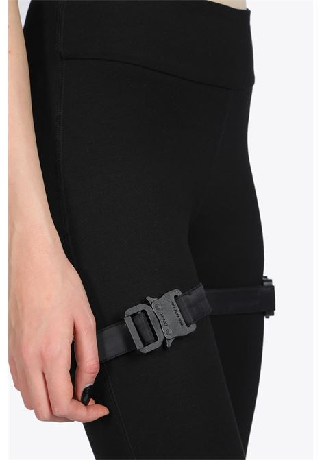 nylon buckle leggings 1017 ALYX 9SM | 5032243 | AAWPA0079FA01 LEGGINGSBLACK