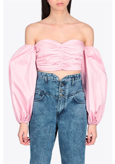 TOP MANICA A SBUFFO ACTUALEE | 40 | 4141 TO250PINK