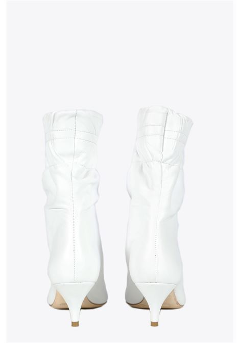 STIVALETTO IN NAPPA ALCHIMIA | 10000042 | 58253WHITE
