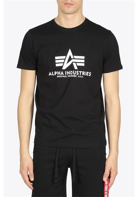 basic tee ALPHA INDUSTRIES | 8 | 100501 BASIC TEE03