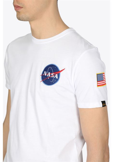 space shuttle tee ALPHA INDUSTRIES | 8 | 176507 SPACE SHUTTLE TEE09