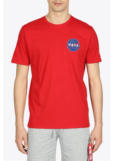 space shuttle tee ALPHA INDUSTRIES | 8 | 176507 SPACE SHUTTLE TEE328