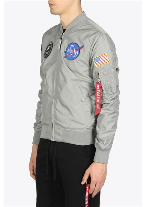 ALPHA INDUSTRIES | -276790253 | 186101 MA-2 TT NASA REVERSIBLE II31