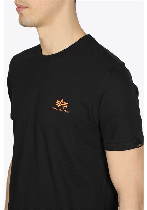basic tee small logo ALPHA INDUSTRIES | 8 | 188505 BASIC TEE SMALL LOGO477
