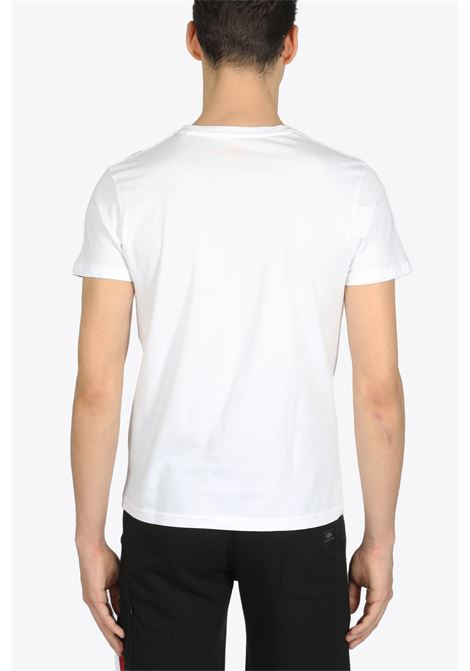 basic tee small logo ALPHA INDUSTRIES | 8 | 188505 BASIC TEE SMALL LOGO480