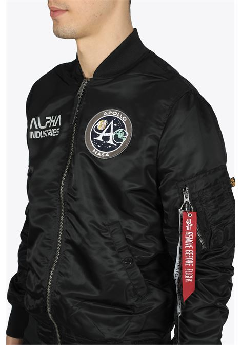 ma-1 moon landing rev ALPHA INDUSTRIES | -276790253 | 196125 MA-1 MOON LANDING REV03