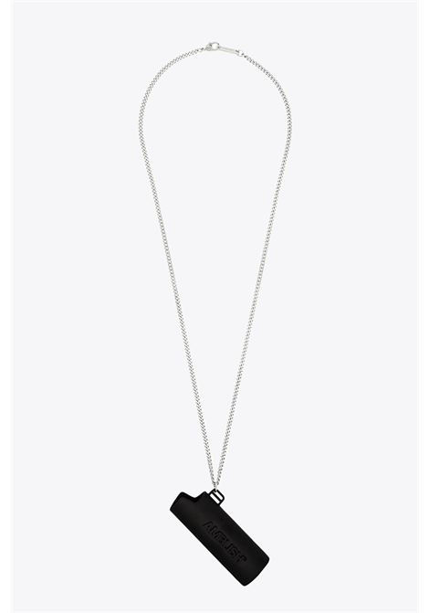 LOGO LIGHTER CASE NECKLACE AMBUSH | 35 | 12112093 ACCESSORY LOGO LIGHTER CASE NECBLACK