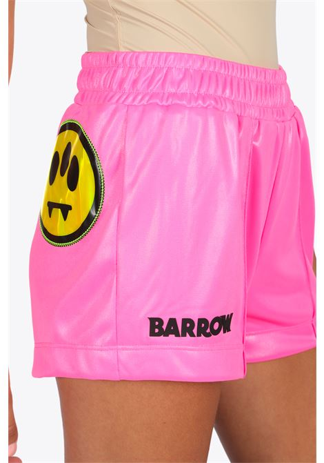 SWEATHSHORT WOMAN BARROW | 30 | 027299 SWEATHSHORT WOMANPINK