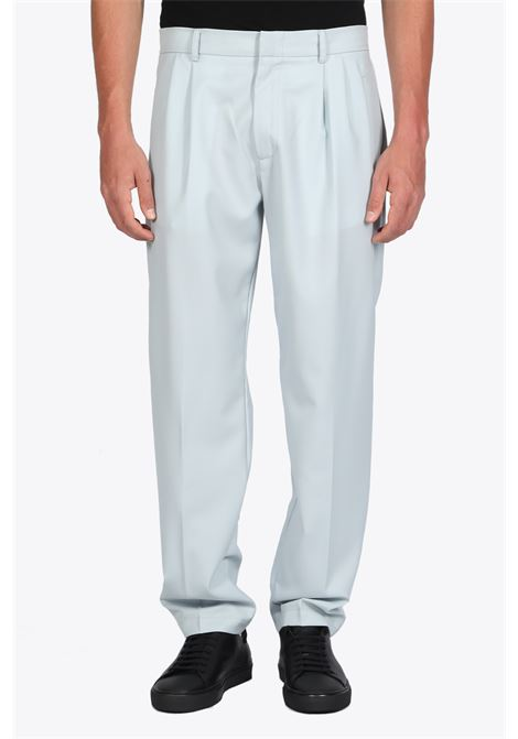 Tailored trousers with pleats BONSAI | 9 | PT004WOOL ICE