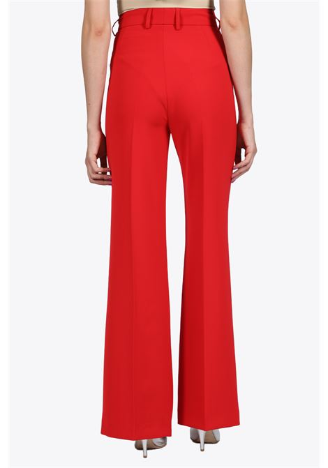 WIDE LEG FIT TROUSERS DRESSISM | 9 | 2531 1409RED