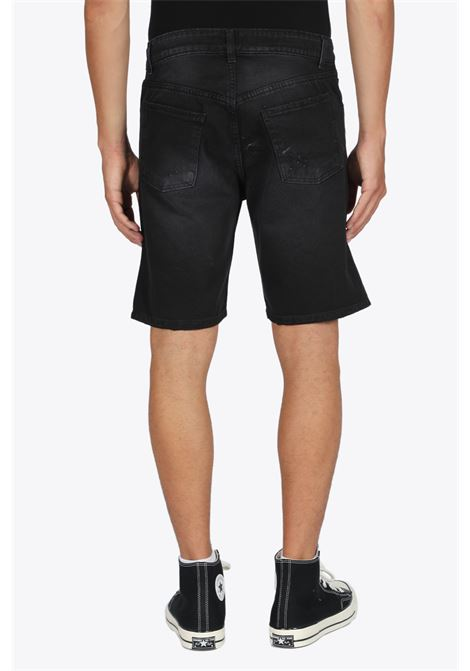 denim shorts DRSSSM | 30 | DENIM SHORTSWASHED BLK