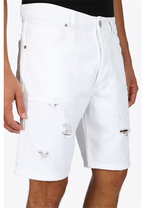 denim shorts DRSSSM | 30 | DENIM SHORTSWHITE